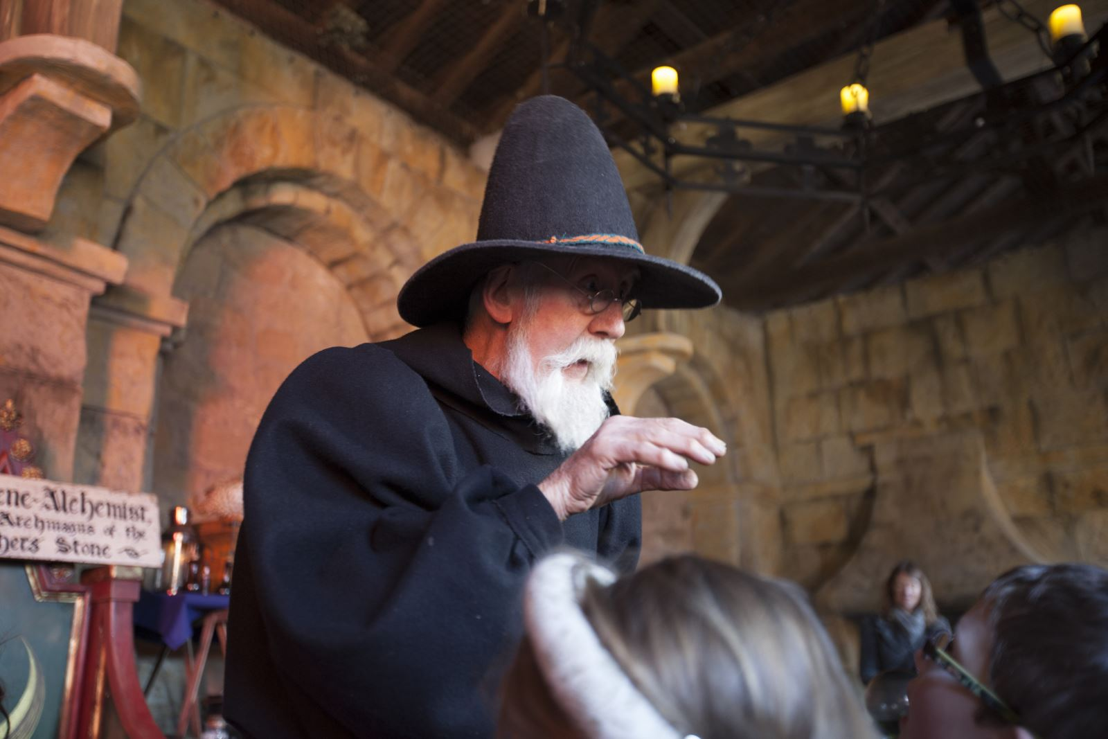 Wizards Week At Alnwick Castle