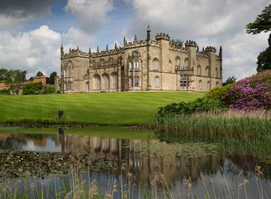 Arbury Hall, Heart of England |
