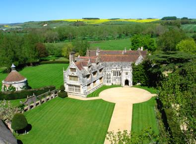South West - Athelhampton House |