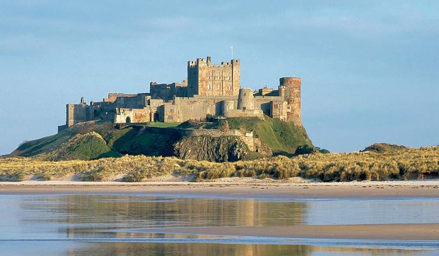 Bamburgh Castle - Northumberland - Visit Heritage