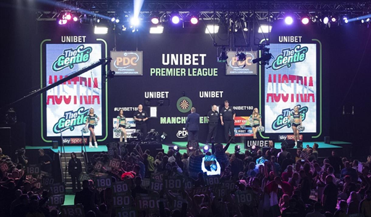 Unibet Premier League Darts 2020 at Utilita Arena