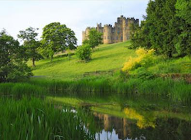 Six Weeks of Summer Holiday Fun at Alnwick Castle