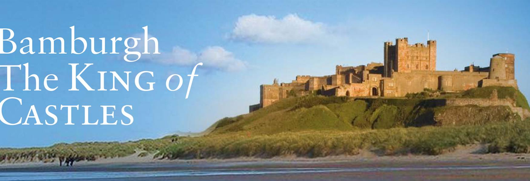Bamburgh Castle in Summer