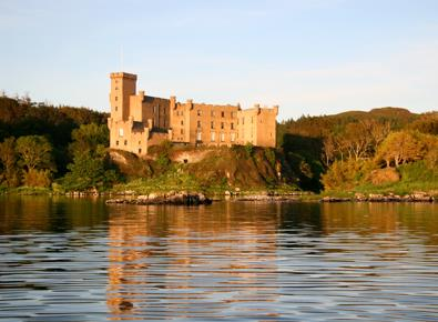Scotland - Dunvegan Castle |