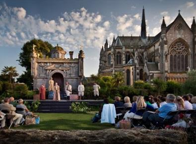 Summer events at Arundel Castle
