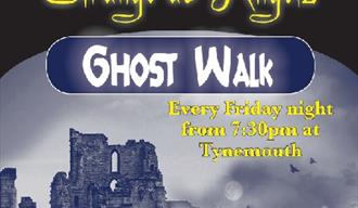 Strange as Angelz Ghost Walks