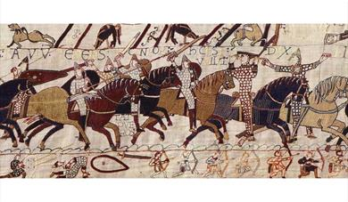 1066 Battle Of Hastings, Abbey and