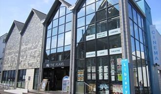 The Flavel Arts Centre & Cinema