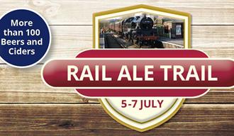 Rail Ale Trail at the Churnet Valley Railway