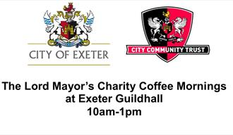 Lord Mayor's Charity Coffee Morning