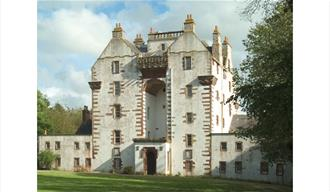 Craigston Castle