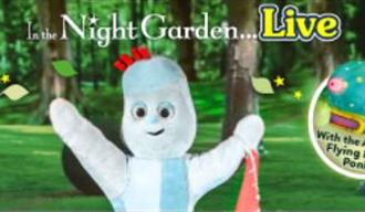 In The Night Garden Live at Tyne Theatre & Opera House