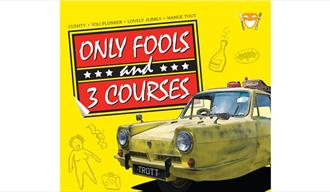 Only Fools & 3 Courses Comedy Dining Evening at Tracy Park Golf and Country Hotel