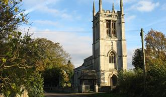 All Saints' Church, Aldwincle