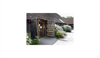 Kent Wildlife Trust Tyland Barn Visitor Centre