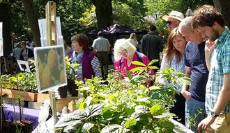 Summer Plant Hunters' Fair at Abbeywood Garden