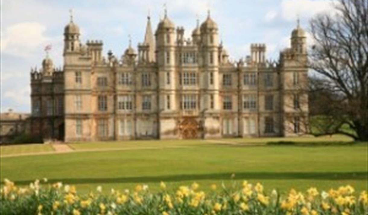 Burghley House and Gardens Reopening