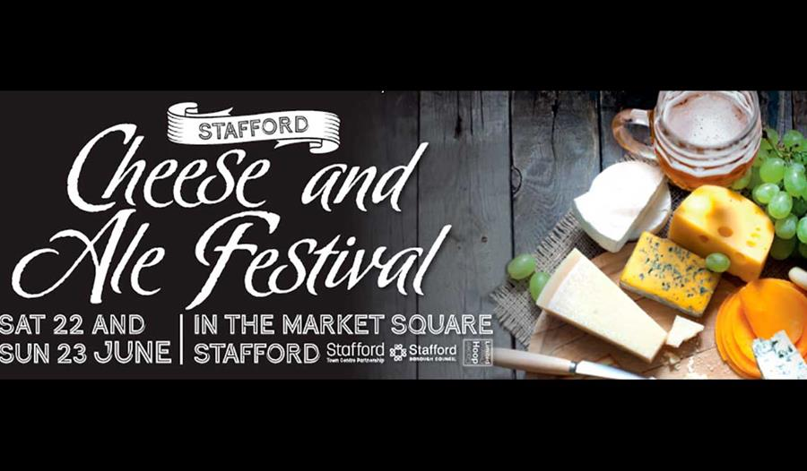 Stafford Cheese and Ale Festival 2019