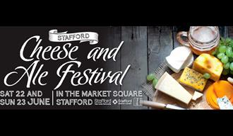 Stafford Cheese and Ale Festival 2020