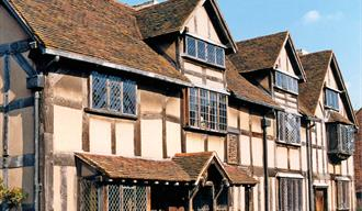 The Shakespeare Family Homes
