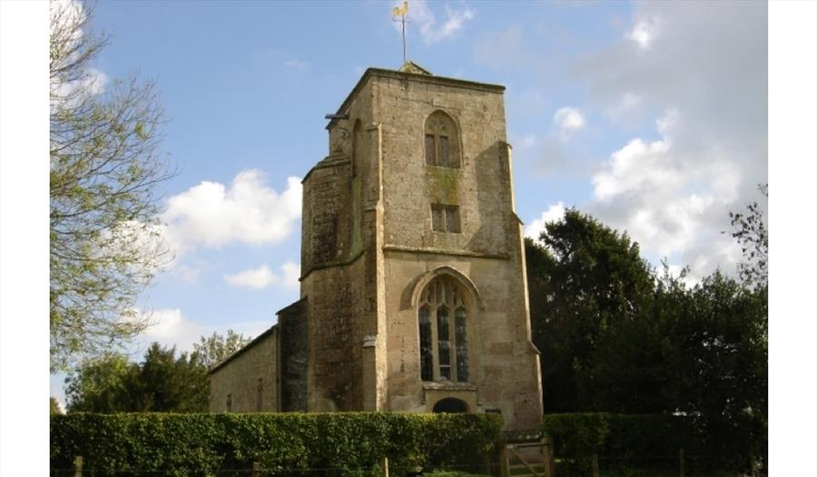 All Saints' Church, Alton Priors
