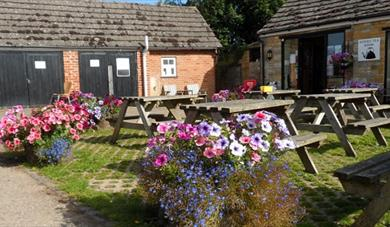 Annie's Tea Room in Thrupp