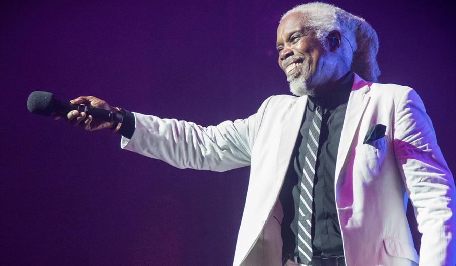 Burghley House: Billy Ocean with Special Guest Heather Small