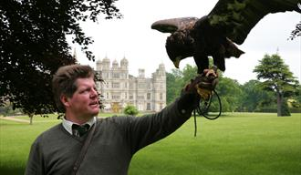 Burghley House: Living Heritage Game and Country Show