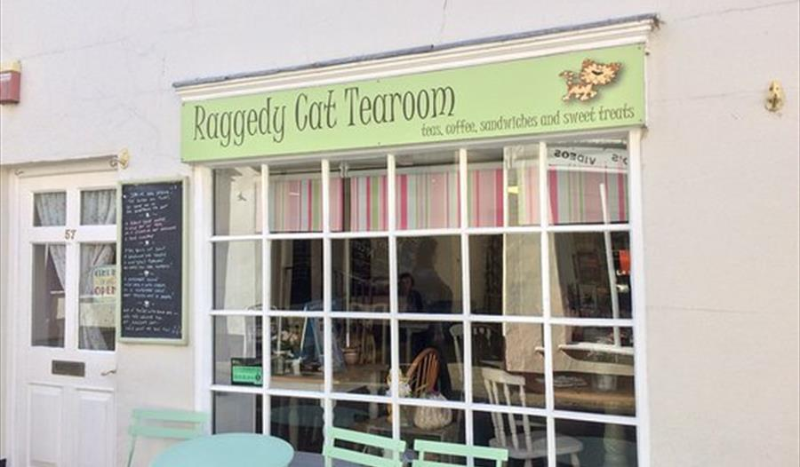 Raggedy Cat Tearoom
