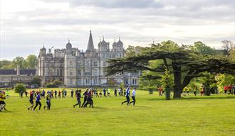 Burghley House: The Rat Race, Dirty Weekend
