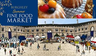 Burghley House: Summer Fine Food Market