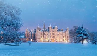 Burghley Christmas Fair with the Angel Fair